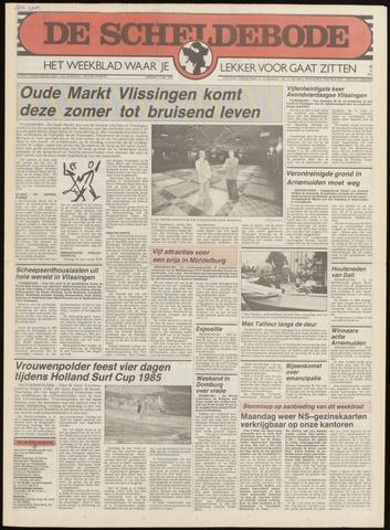 Scheldebode 1985-05-14