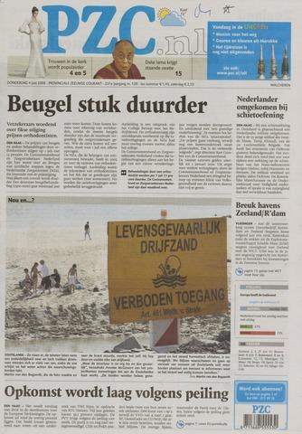 Provinciale Zeeuwse Courant 2009-06-04
