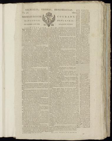 Middelburgsche Courant 1801-04-07
