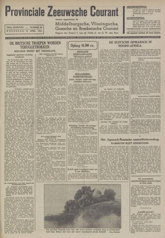 Provinciale Zeeuwse Courant 1941-04-16