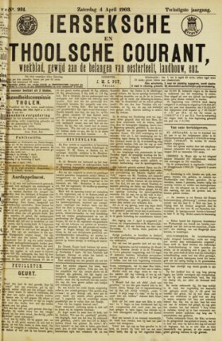 Ierseksche en Thoolsche Courant 1903-04-04
