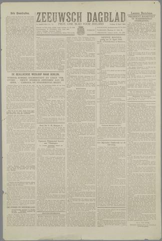 Zeeuwsch Dagblad 1945-04-13