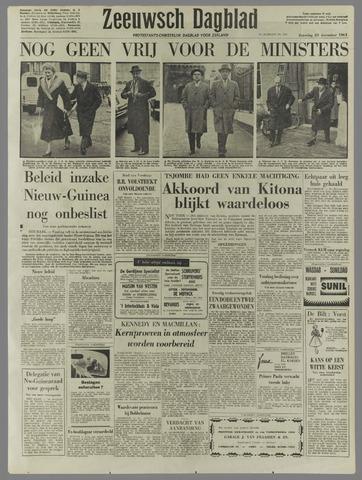 Zeeuwsch Dagblad 1961-12-23