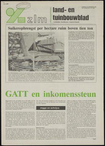 Zeeuwsch landbouwblad ... ZLM land- en tuinbouwblad 1990-10-26