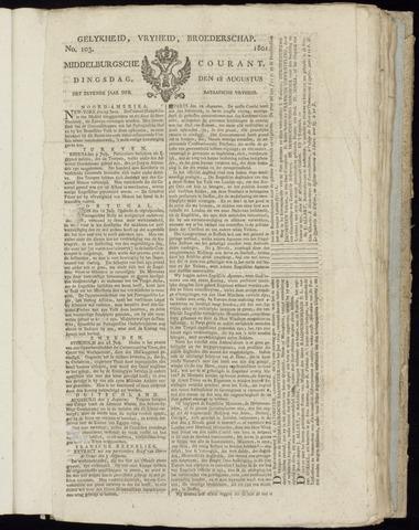 Middelburgsche Courant 1801-08-18