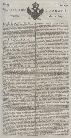 Middelburgsche Courant 1777-06-10