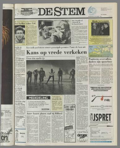 de Stem 1992-12-30