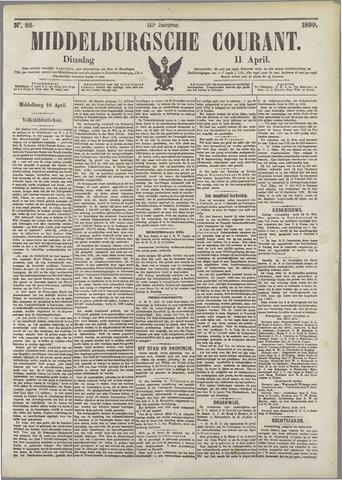 Middelburgsche Courant 1899-04-11