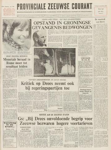 Provinciale Zeeuwse Courant 1971-11-05