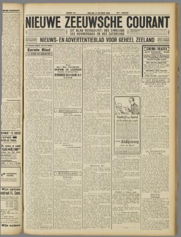 Nieuwe Zeeuwsche Courant 1930-10-31
