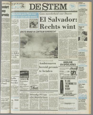 de Stem 1982-03-30