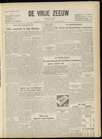de Vrije Zeeuw 1956-07-07