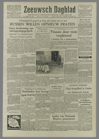 Zeeuwsch Dagblad 1957-12-23