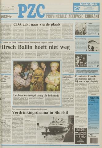 Provinciale Zeeuwse Courant 1994-04-07