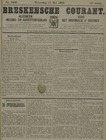 Breskensche Courant 1905-05-17