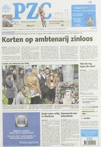 Provinciale Zeeuwse Courant 2010-03-25