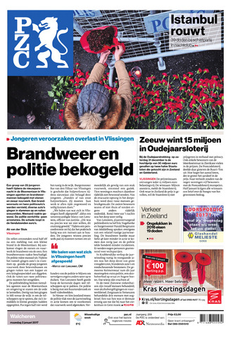 Provinciale Zeeuwse Courant 2017
