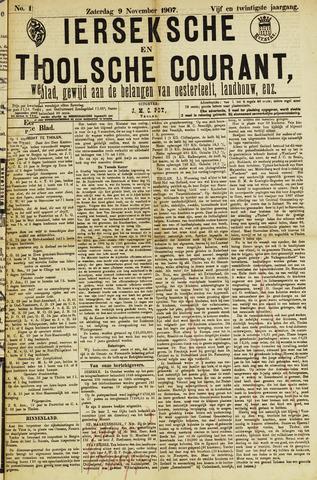 Ierseksche en Thoolsche Courant 1907-11-09