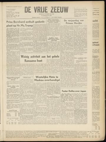 de Vrije Zeeuw 1951-02-20