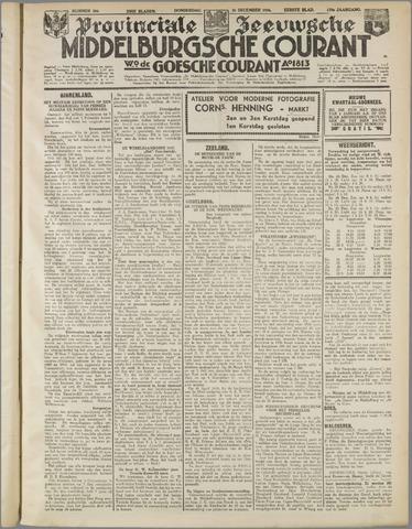 Middelburgsche Courant 1936-12-24