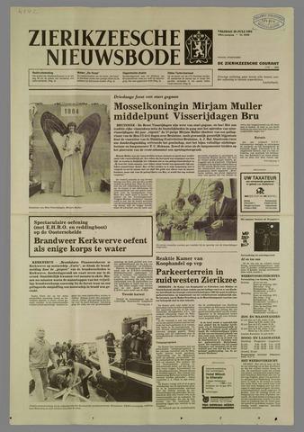 Zierikzeesche Nieuwsbode 1984-07-20
