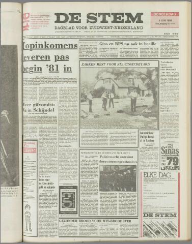 de Stem 1980-06-05