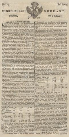 Middelburgsche Courant 1761-02-03