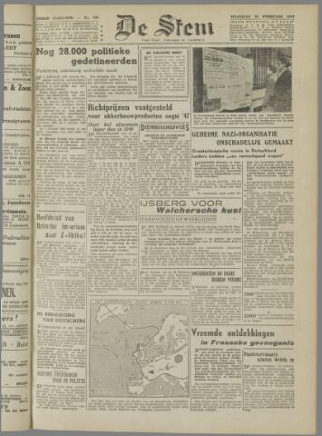 de Stem 1947-02-24