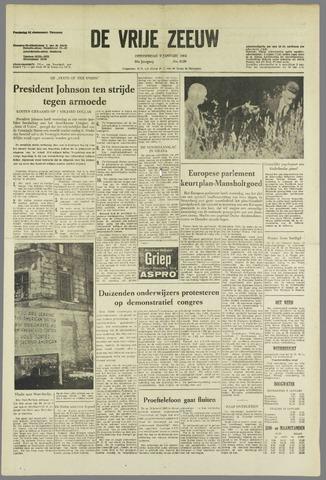 de Vrije Zeeuw 1964-01-09