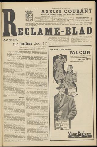 Axelsche Courant 1953-10-28