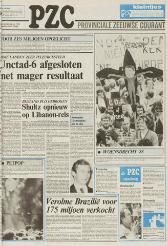 Provinciale Zeeuwse Courant 1983-07-04