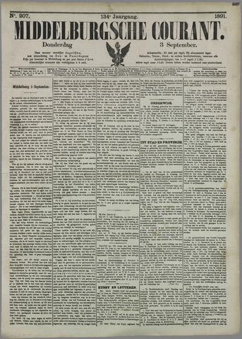 Middelburgsche Courant 1891-09-03