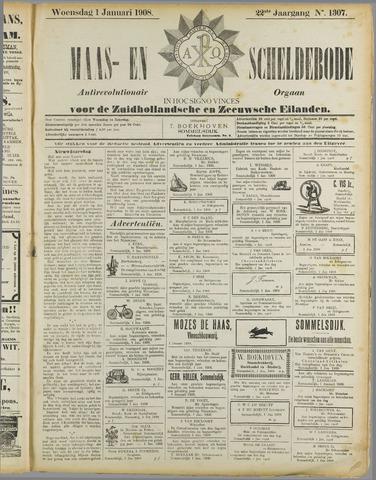 Maas- en Scheldebode 1908