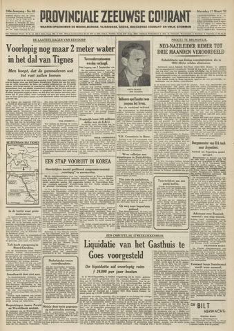 Provinciale Zeeuwse Courant 1952-03-17