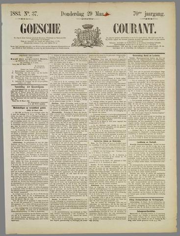 Goessche Courant 1883-03-29