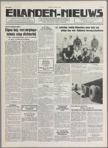 Eilanden-nieuws. Christelijk streekblad op gereformeerde grondslag 1980-09-02
