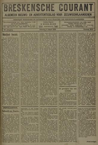 Breskensche Courant 1922-03-11