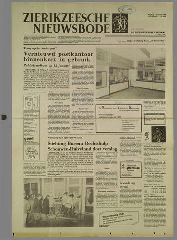 Zierikzeesche Nieuwsbode 1981