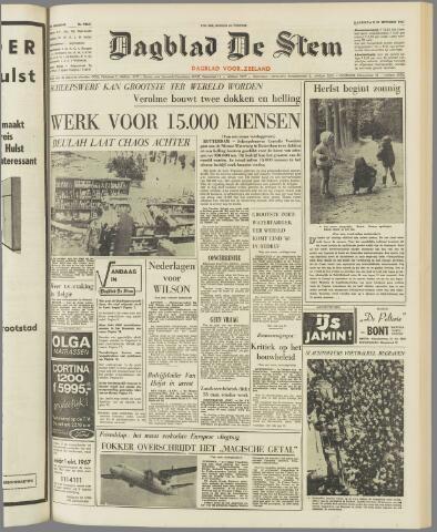 de Stem 1967-09-23