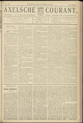 Axelsche Courant 1926-10-12
