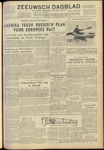 Zeeuwsch Dagblad 1954-11-15