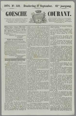 Goessche Courant 1874-09-17