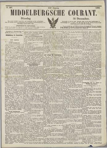 Middelburgsche Courant 1901-12-31
