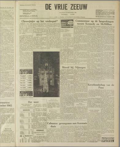 de Vrije Zeeuw 1962-12-24
