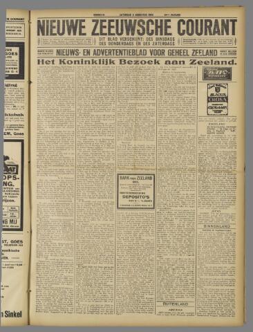 Nieuwe Zeeuwsche Courant 1924-08-09