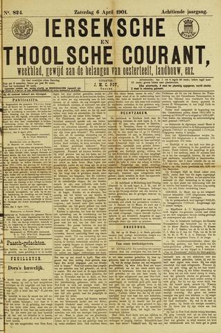 Ierseksche en Thoolsche Courant 1901-04-06