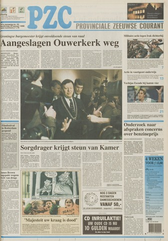 Provinciale Zeeuwse Courant 1998-01-29