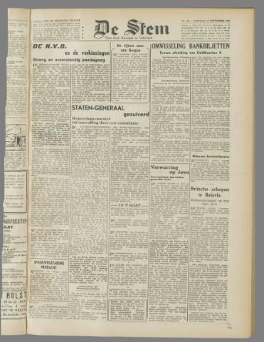 de Stem 1945-09-18