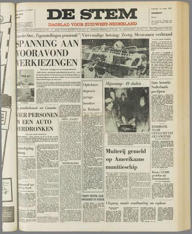 de Stem 1970-03-16