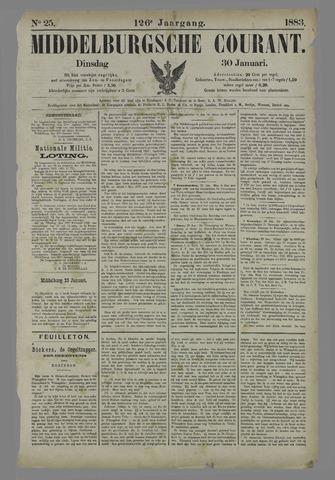 Middelburgsche Courant 1883-01-30